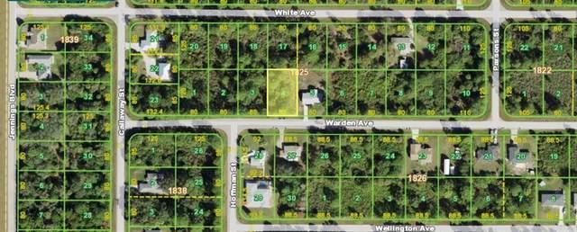 12074 Warden Avenue, Port Charlotte, FL 33981 (MLS #N6117877) :: Kelli Eggen at RE/MAX Tropical Sands