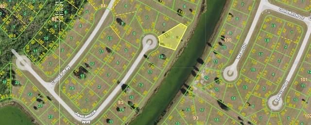 30 Jessamine Way, Placida, FL 33946 (MLS #N6117897) :: Carmena and Associates Realty Group