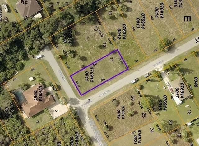 Lot 11 Ventura Street, North Port, FL 34287 (MLS #N6117919) :: Everlane Realty