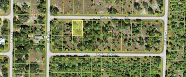 19169 Mason Avenue, Port Charlotte, FL 33954 (MLS #N6118045) :: Everlane Realty
