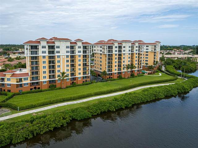 167 Tampa Avenue E #614, Venice, FL 34285 (MLS #N6118074) :: Keller Williams Realty Peace River Partners