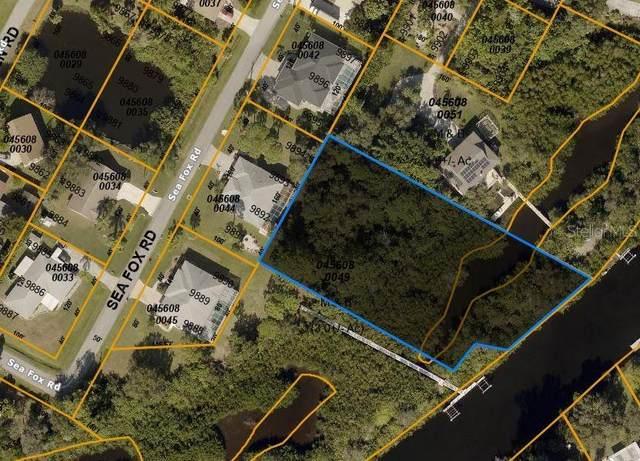 991 Sea Fox Road, Venice, FL 34293 (MLS #N6118153) :: Carmena and Associates Realty Group