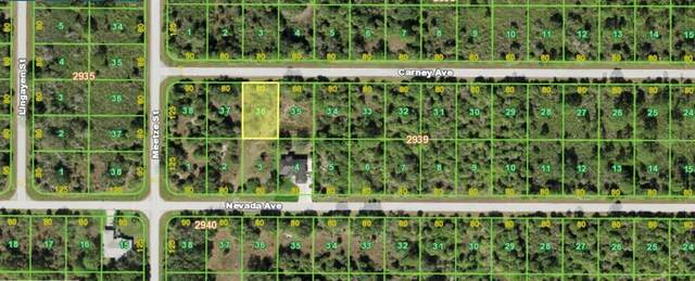 14131 Carney Avenue, Port Charlotte, FL 33953 (MLS #N6118156) :: Realty Executives