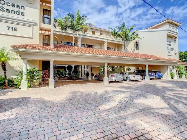 718 Golden Beach Boulevard #4, Venice, FL 34285 (MLS #N6118164) :: The Truluck TEAM