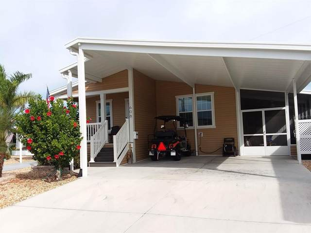 608 Carefree #282, Venice, FL 34285 (MLS #N6118212) :: Everlane Realty
