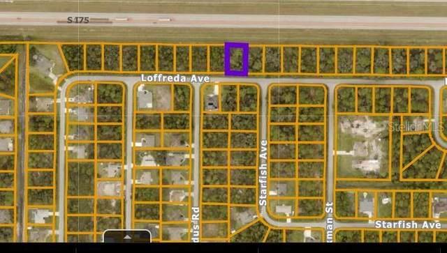 Loffreda Avenue, North Port, FL 34291 (MLS #N6118213) :: Everlane Realty
