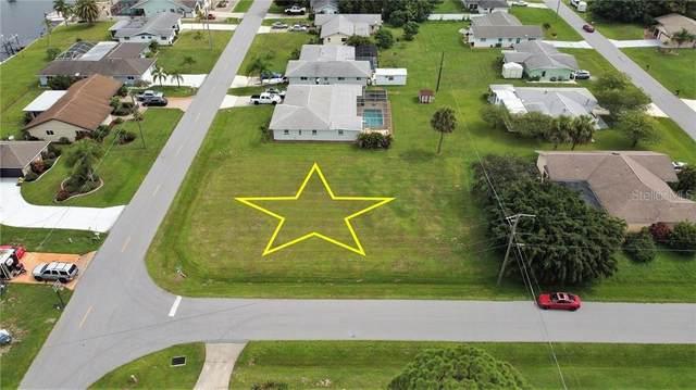 759 Spring Lake Boulevard NW, Port Charlotte, FL 33952 (MLS #N6118218) :: Delgado Home Team at Keller Williams
