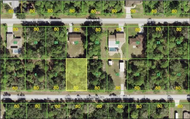 18376 Blanche Avenue, Port Charlotte, FL 33948 (MLS #N6118252) :: Orlando Homes Finder Team