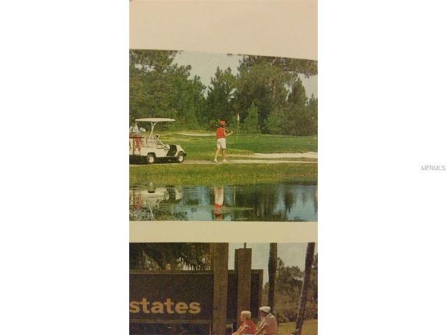722 Poinciana Drive, Indian Lake Estates, FL 33855 (MLS #O5387963) :: The Lockhart Team