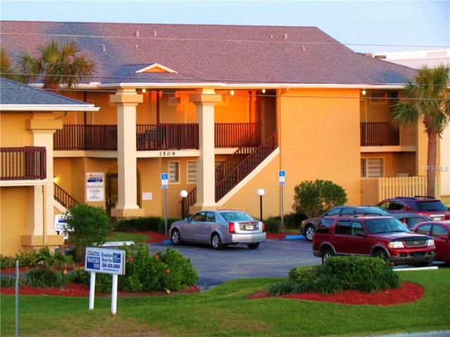 3509 S Atlantic Avenue #306, New Smyrna Beach, FL 32169 (MLS #O5401768) :: The Duncan Duo Team