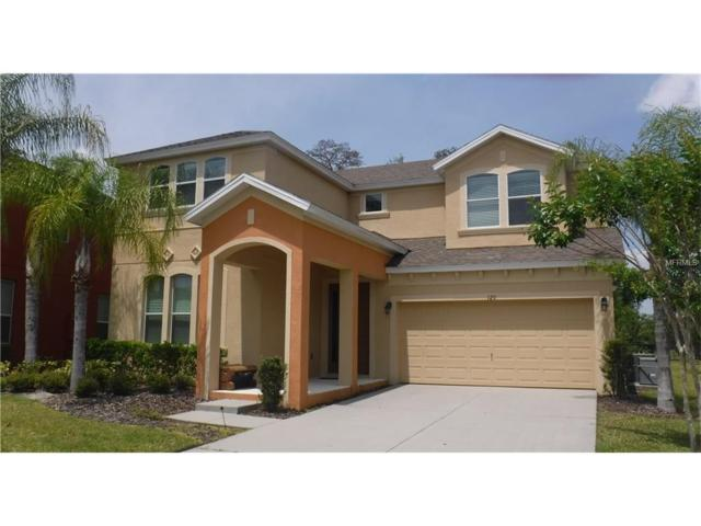120 Las Fuentes Drive, Kissimmee, FL 34746 (MLS #O5438992) :: Griffin Group