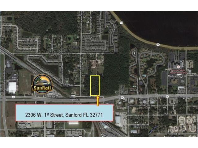 2306 W 1ST Street, Sanford, FL 32771 (MLS #O5462563) :: The Lockhart Team