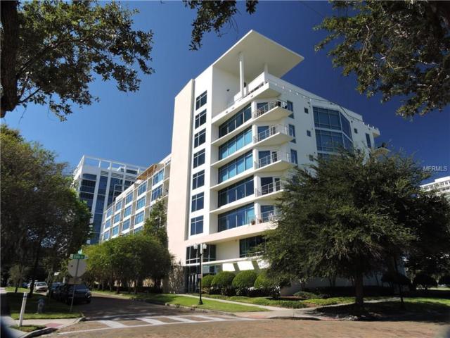 525 E Jackson Street #502, Orlando, FL 32801 (MLS #O5481234) :: Sosa | Philbeck Real Estate Group