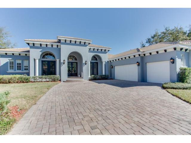 6215 Cartmel Lane, Windermere, FL 34786 (MLS #O5487781) :: G World Properties
