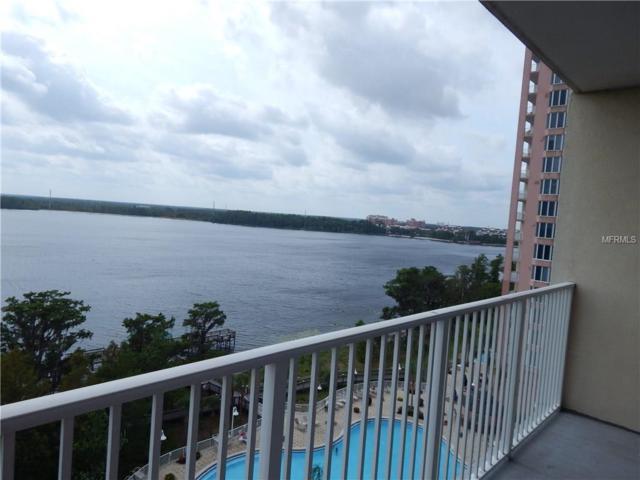 13415 Blue Heron Beach Drive #701, Orlando, FL 32821 (MLS #O5513338) :: KELLER WILLIAMS CLASSIC VI