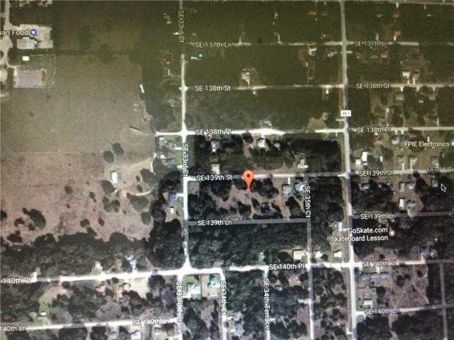 SE 139 Street, Summerfield, FL 34491 (MLS #O5514287) :: Griffin Group