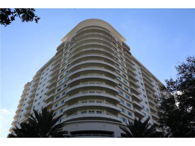 100 S Eola Drive #1010, Orlando, FL 32801 (MLS #O5516043) :: Sosa | Philbeck Real Estate Group
