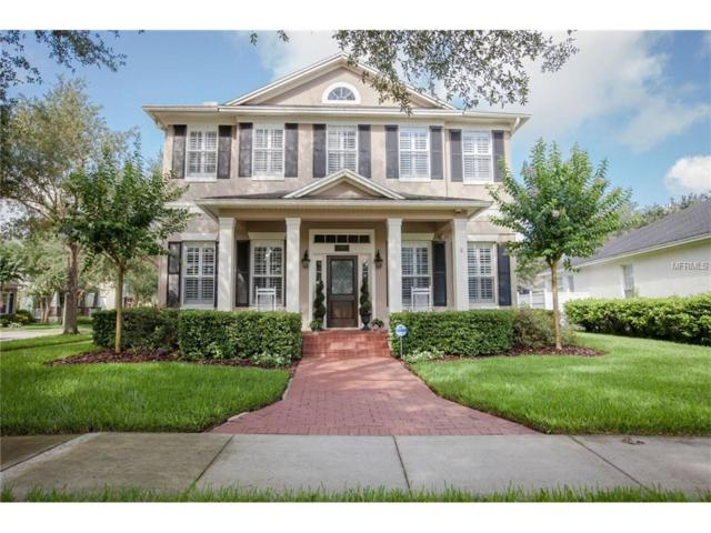 9660 Sweetleaf Street, Orlando, FL 32827 (MLS #O5519598) :: Premium Properties Real Estate Services