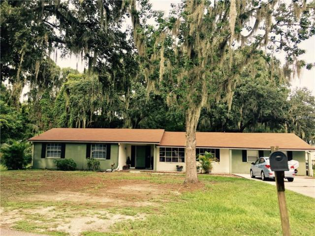 112 Lakeview Drive, Auburndale, FL 33823 (MLS #O5519658) :: Gate Arty & the Group - Keller Williams Realty