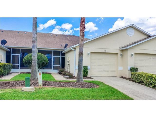 108 Club Villas Lane, Kissimmee, FL 34744 (MLS #O5519692) :: RE/MAX Realtec Group
