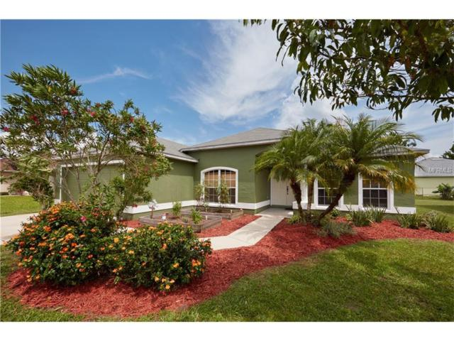912 Picardy Drive, Kissimmee, FL 34759 (MLS #O5519775) :: Gate Arty & the Group - Keller Williams Realty