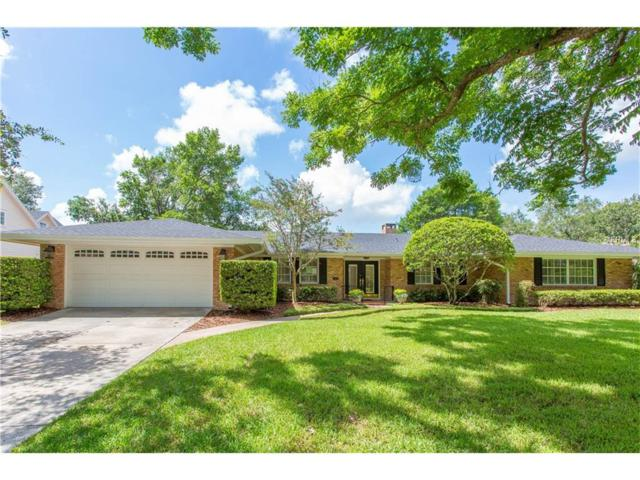 690 Williams Drive, Winter Park, FL 32789 (MLS #O5519836) :: Team Pepka