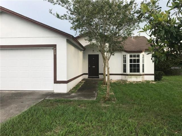 708 Berkley Pointe Drive, Auburndale, FL 33823 (MLS #O5520004) :: Gate Arty & the Group - Keller Williams Realty