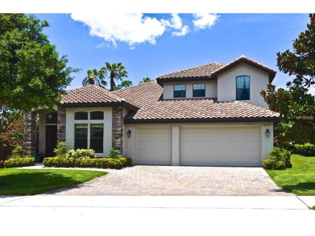 683 Sanctuary Golf Place, Apopka, FL 32712 (MLS #O5520040) :: Griffin Group