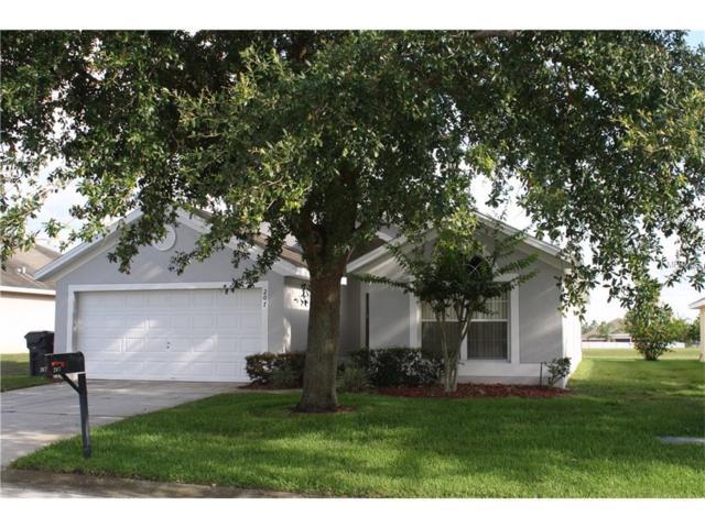 207 Elberton Drive, Davenport, FL 33897 (MLS #O5520128) :: Gate Arty & the Group - Keller Williams Realty