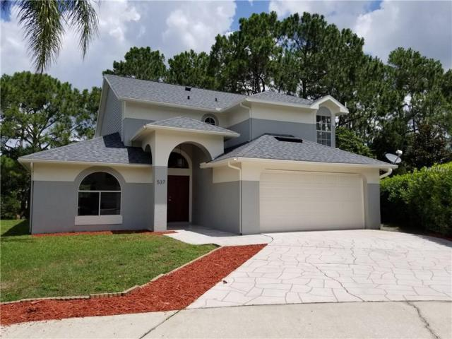 537 Birgham Place, Lake Mary, FL 32746 (MLS #O5520296) :: Premium Properties Real Estate Services