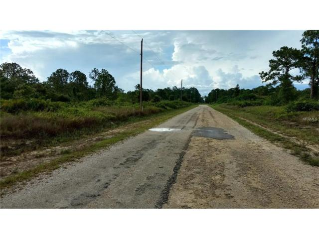 709 Irving Avenue N, Lehigh Acres, FL 33971 (MLS #O5521755) :: Griffin Group