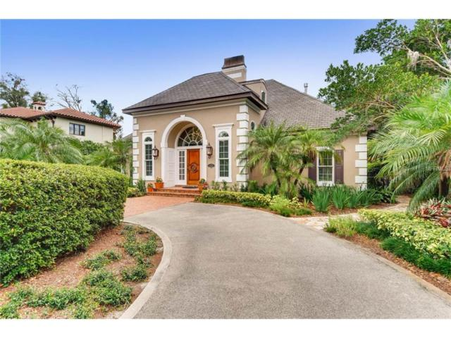 1638 Via Tuscany, Winter Park, FL 32789 (MLS #O5523580) :: KELLER WILLIAMS CLASSIC VI