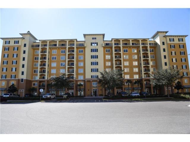 8112 Poinciana Boulevard #1806, Orlando, FL 32821 (MLS #O5523731) :: The Duncan Duo Team