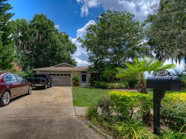 1481 Aster Court, Winter Park, FL 32792 (MLS #O5525576) :: Alicia Spears Realty