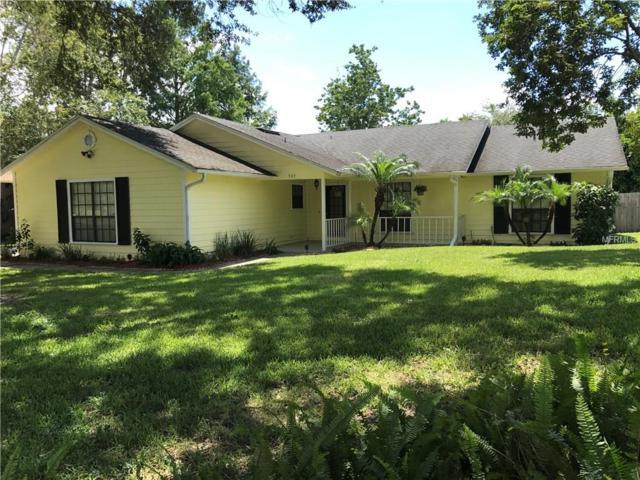 503 Lake Charm Drive, Oviedo, FL 32765 (MLS #O5525689) :: Alicia Spears Realty