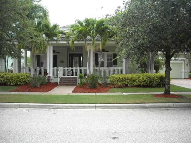 501 Mirabay Boulevard, Apollo Beach, FL 33572 (MLS #O5526029) :: G World Properties