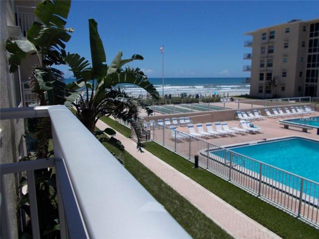 4151 S Atlantic Avenue #209, New Smyrna Beach, FL 32169 (MLS #O5527150) :: The Duncan Duo Team