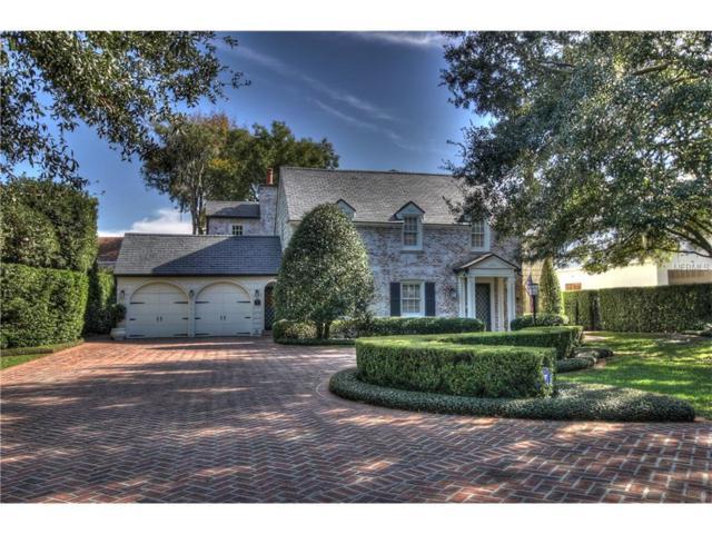 540 N Interlachen Avenue, Winter Park, FL 32789 (MLS #O5528486) :: Sosa | Philbeck Real Estate Group