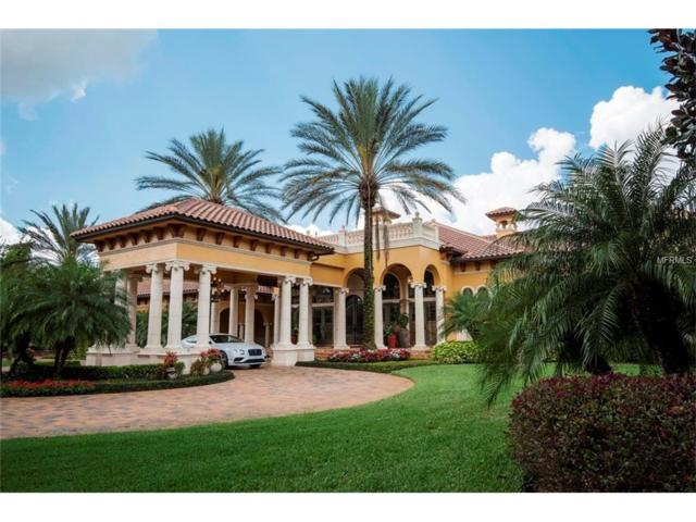 5180 Vardon Drive, Windermere, FL 34786 (MLS #O5529368) :: Sosa | Philbeck Real Estate Group