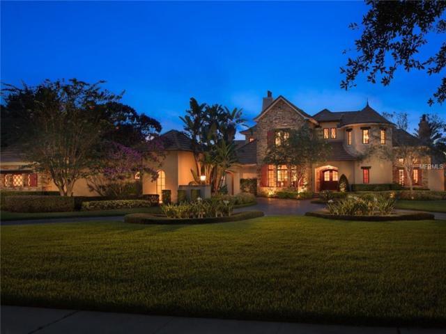 11115 Bridge House Rd Road, Windermere, FL 34786 (MLS #O5530985) :: Sosa | Philbeck Real Estate Group