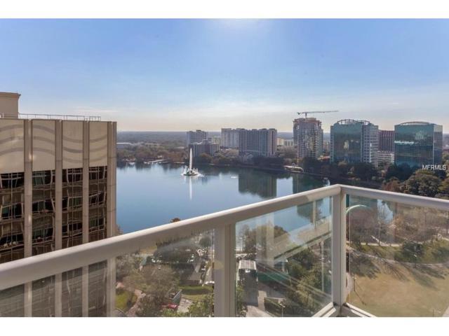 150 E Robinson Street #1607, Orlando, FL 32801 (MLS #O5531636) :: G World Properties