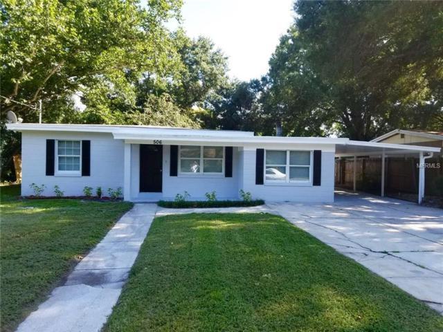506 Oakland Road, Auburndale, FL 33823 (MLS #O5532394) :: Gate Arty & the Group - Keller Williams Realty