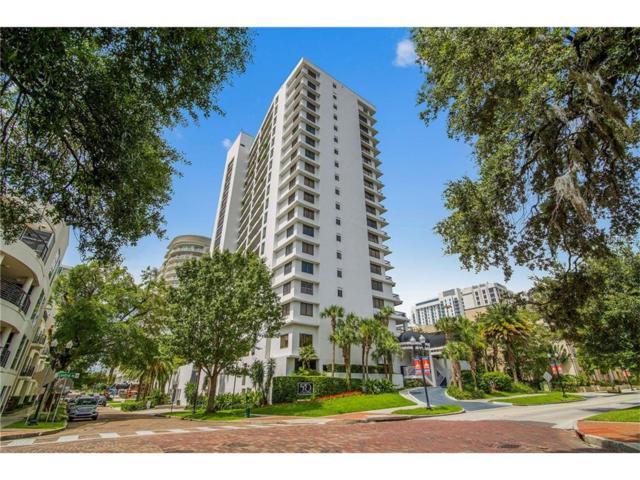 530 E Central Boulevard #901, Orlando, FL 32801 (MLS #O5534758) :: G World Properties
