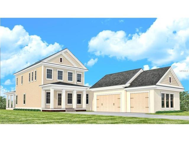1236 Union Club Drive 1A, Winter Garden, FL 34787 (MLS #O5534965) :: KELLER WILLIAMS CLASSIC VI
