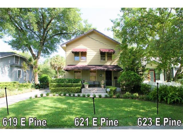 621 E Pine Street, Orlando, FL 32801 (MLS #O5535963) :: G World Properties
