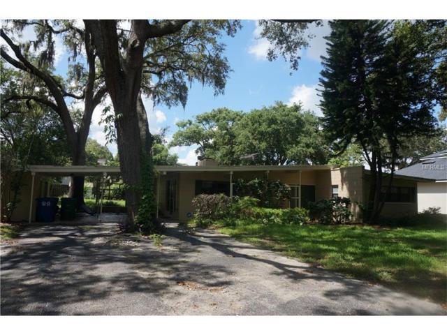 1160 Tom Gurney Drive, Winter Park, FL 32789 (MLS #O5536072) :: Alicia Spears Realty