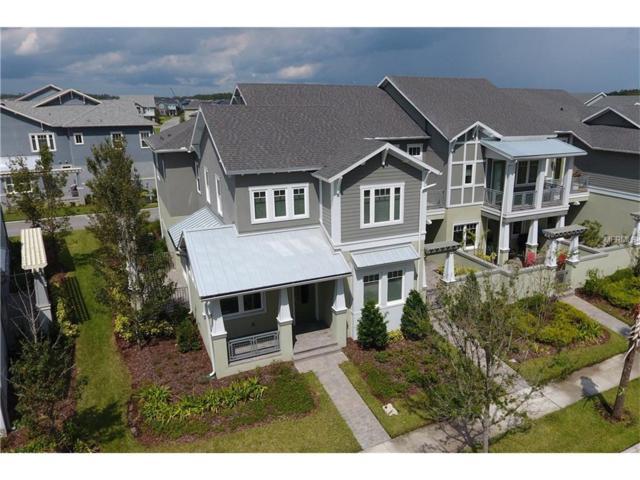 9073 Laureate Boulevard, Orlando, FL 32827 (MLS #O5536100) :: Griffin Group