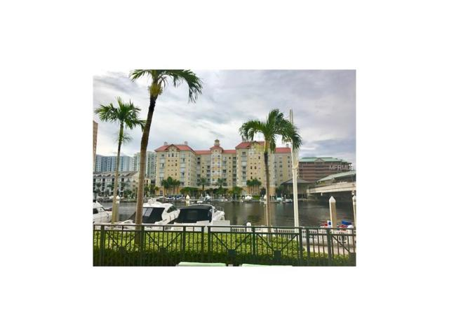 700 S Harbour Island Boulevard #120, Tampa, FL 33602 (MLS #O5536242) :: The Duncan Duo & Associates