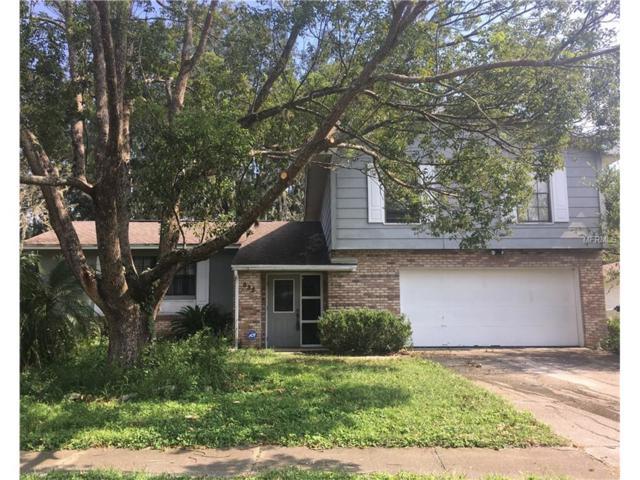 888 Chokecherry Drive, Winter Springs, FL 32708 (MLS #O5536409) :: G World Properties