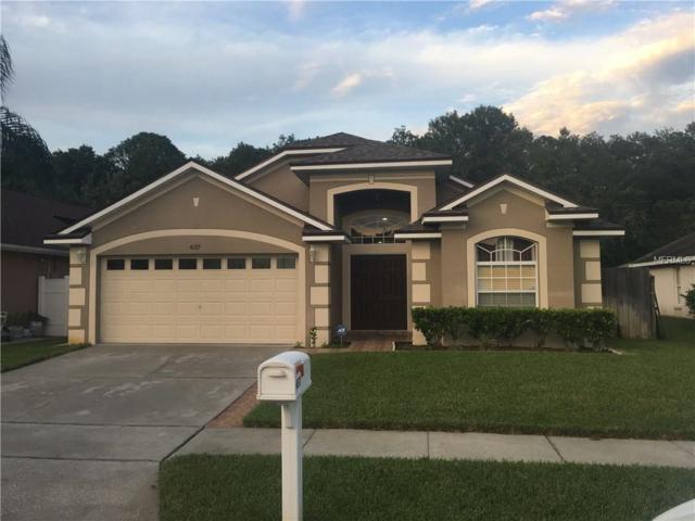 437 Fieldstream West Boulevard, Orlando, FL 32825 (MLS #O5536444) :: G World Properties